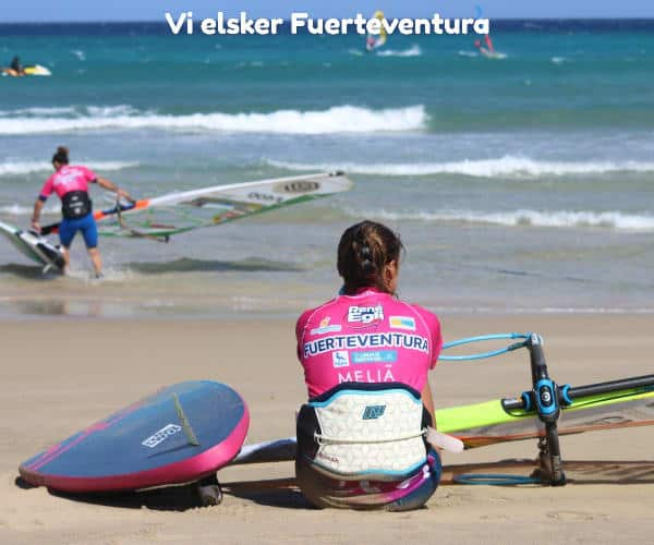 Vi elsker Fuerteventura